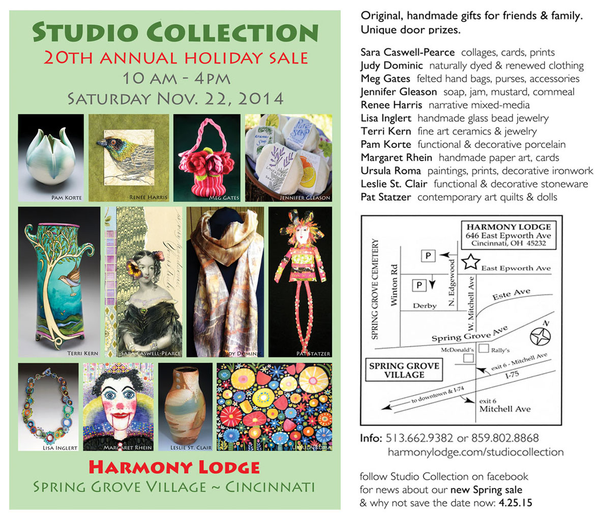 Studio Collection Invitation